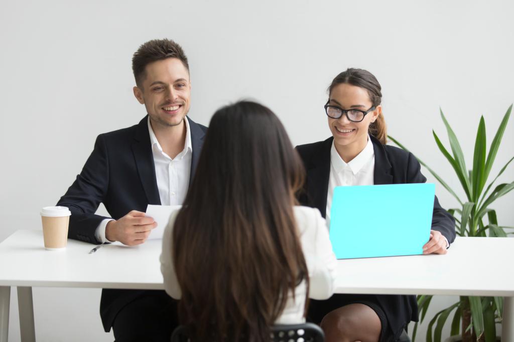 Solving problems in recruitment through training